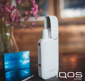 IQOS 2 4 Plus Bản Nga (White/Navy)